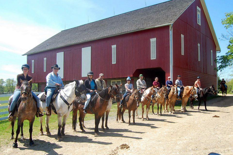 Hickory Hollow Farm – Book the horse tour rated #1 outdoor activity